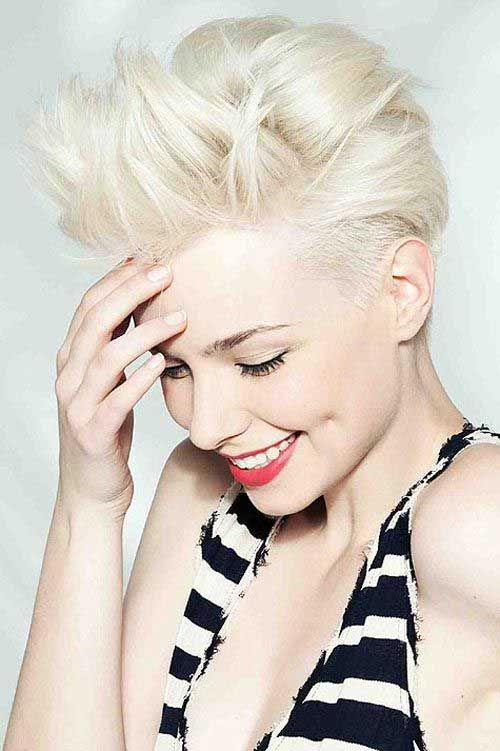 MustSee 60 Pics of Short Hairstyles 2015 Coiffures