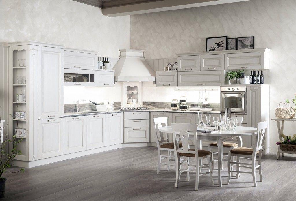 La nuova cucina country è new classic | Cucina, Kitchen decor and Shabby