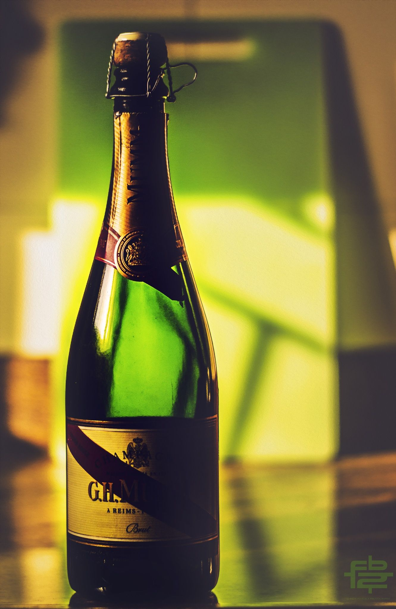Champagne Ad by Fade2Black Fotografy on 500px