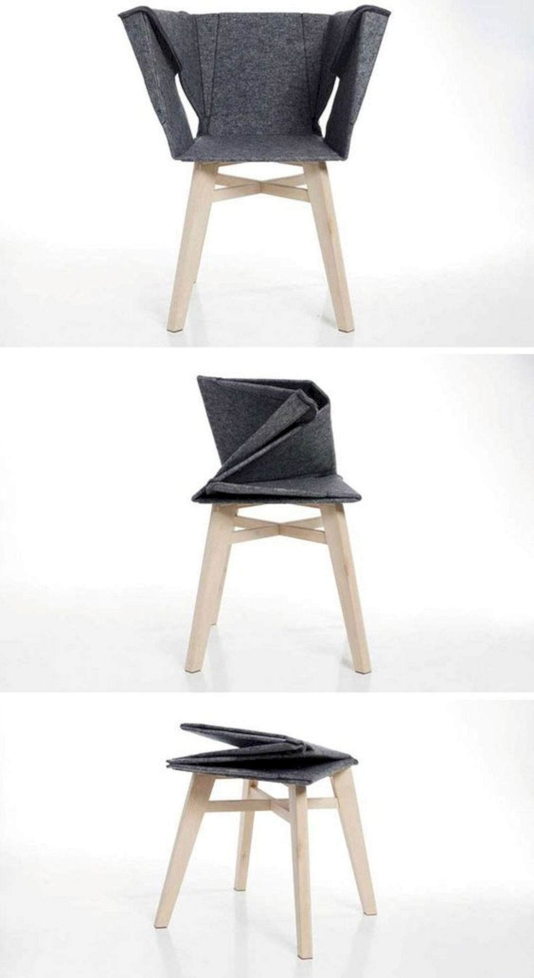 16 clever folding chair designs folding chairs living room 16 clever folding chair designs foldable chairsfolding chairsorigami jeuxipadfo Gallery