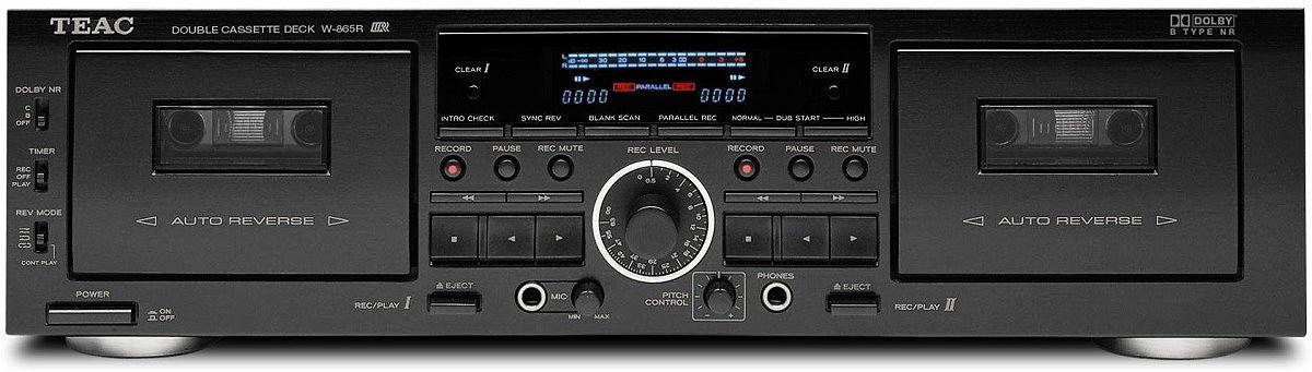 TEAC W-865R