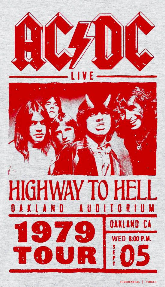 Concert Poster Rock