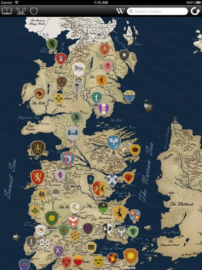A Song Of Ice And Fire Westeros House Sigils Fogo E Gelo
