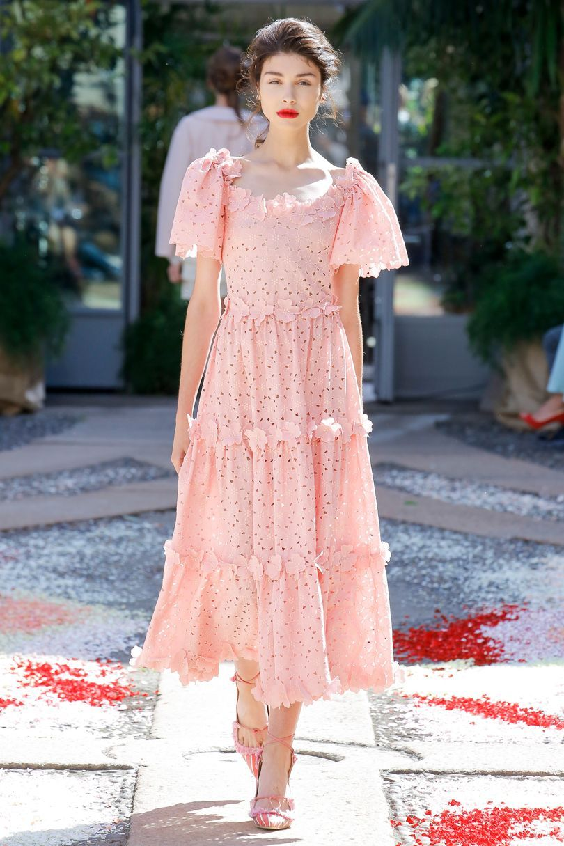 Luisa Beccaria Spring/Summer 2018 Ready To Wear