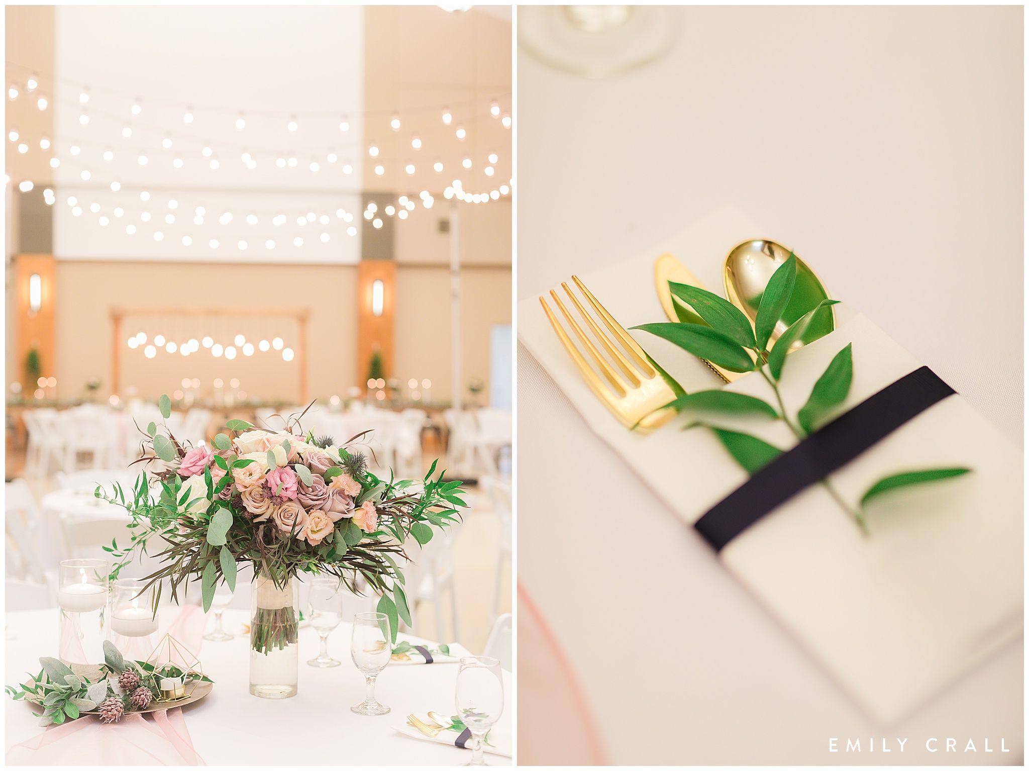 Solon, Iowa Woods Wedding from Paper Antler Wedding in