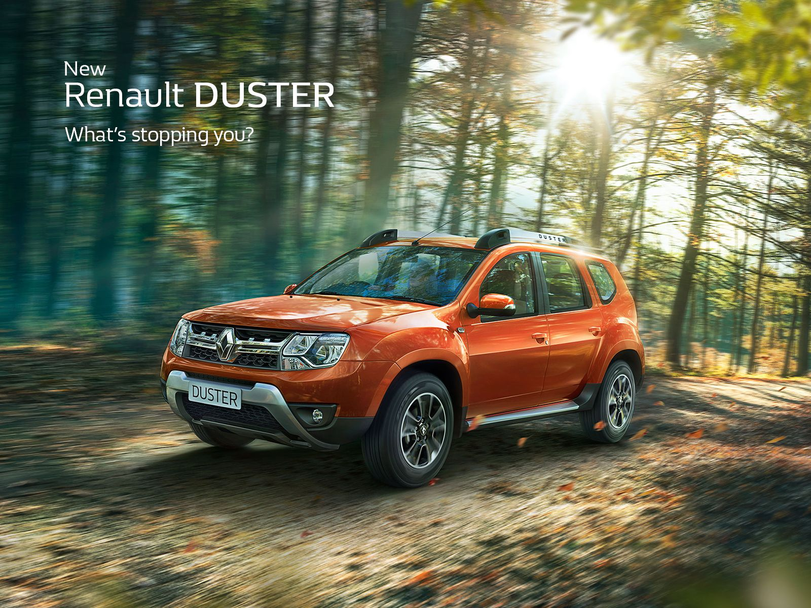 Renault Duster Multiple Choices Are Always Better Available In