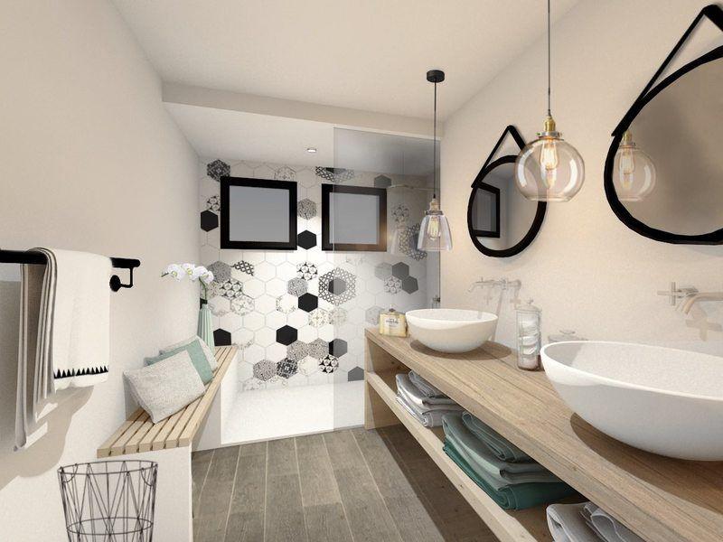 26+ Style scandinave salle de bain nordique trends