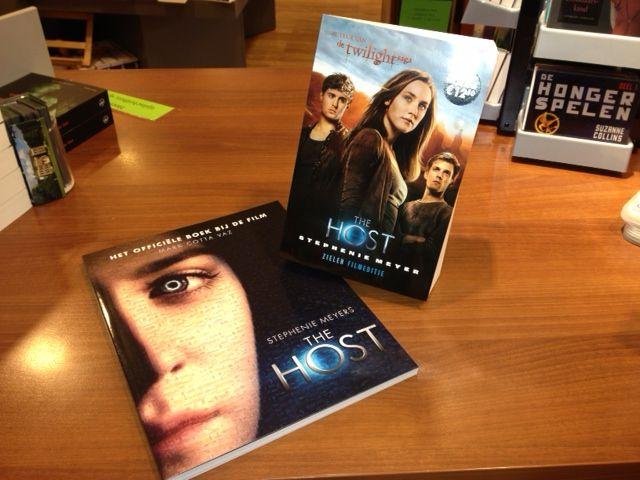 Stephenie Meyer's 'The Host'; nu het officiële boek van de film verkrijgbaar in onze winkel!