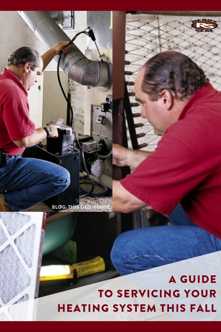 How To Do Fall Furnace Maintenance Furnace Maintenance Heating Systems Outdoor Projects
