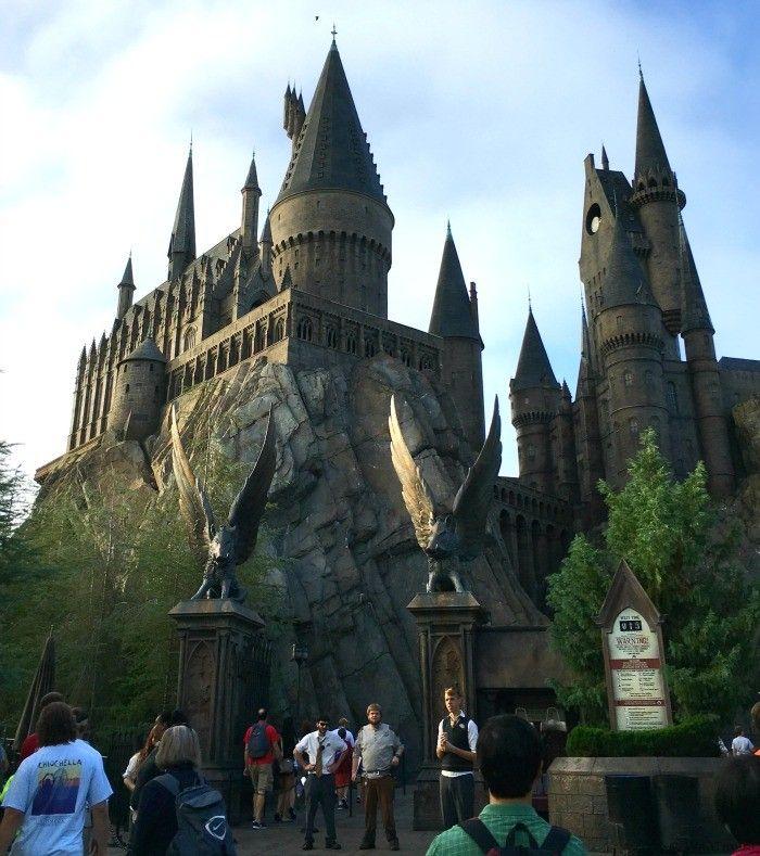 Inside Harry Potter S Wizarding World At Universal Orlando Universal Orlando Universal Studios Orlando Harry Potter