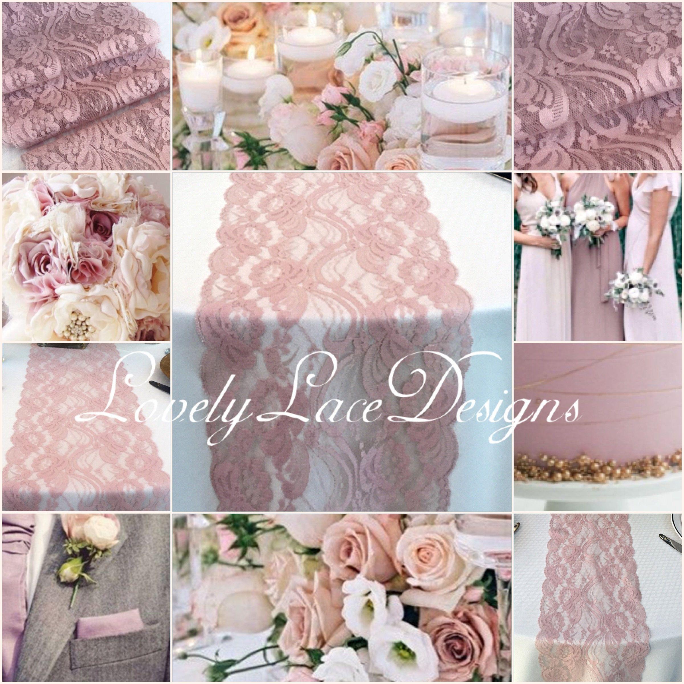 Pin By Steffi Keller On Wedding Ideas Rose Centerpieces Wedding Dusty Rose Wedding Dusty Rose Wedding Theme