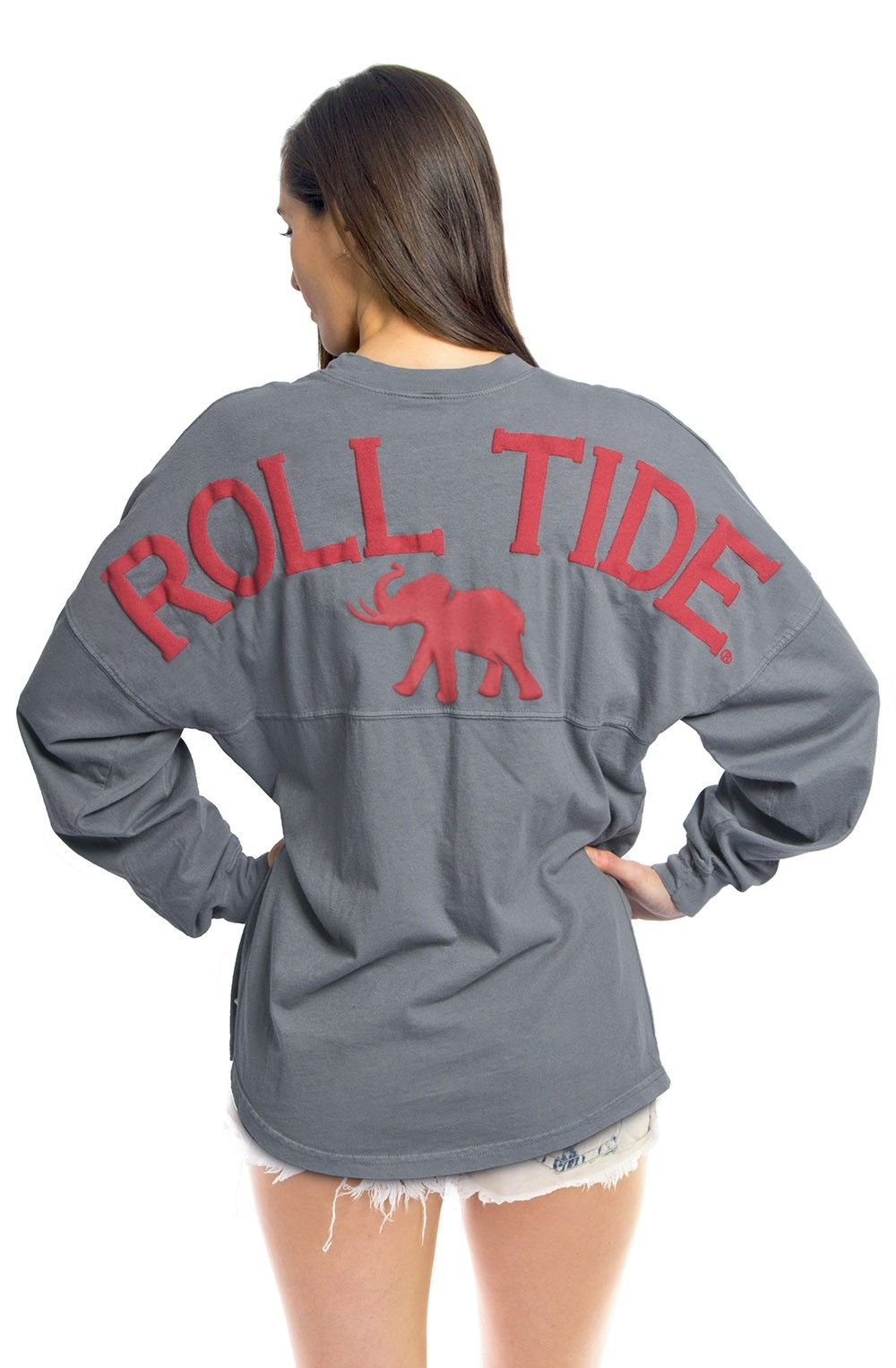 This is our famous spirit jersey. The shirt is made of 100% cotton.  Remember the spirit jerseys fit very large.  39.99 e65d0dc71