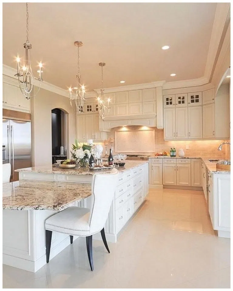 55 elegant and luxury kitchen design ideas 59 kitchen inspiration design elegant kitchen on kitchen ideas elegant id=37763