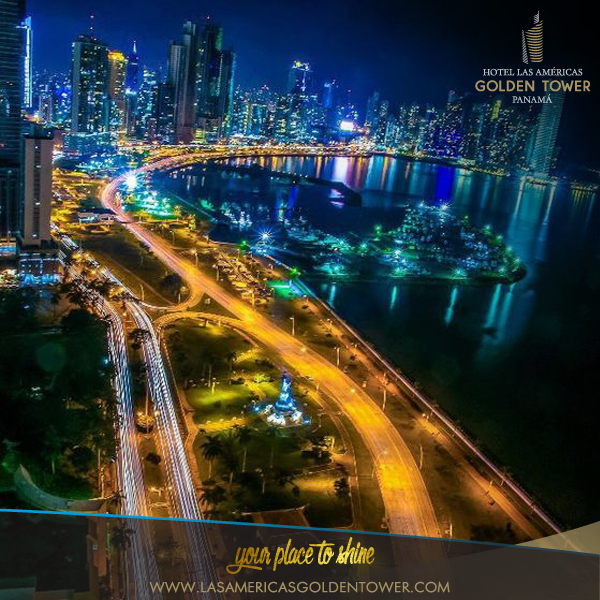 Panamá: donde entretenimiento, negocios, cultura e historia viven en un sólo destino.  #yourplacetoshine  Panama: where entertainment, business, history and culture are found in a single destination.  Photo: Hanami Sohn.