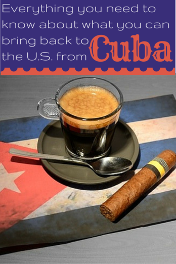 So What Can You Legally Bring Back To The U S From Cuba Now From Cuban Cigars To Rum To Coffee Here S Every Coffee Around The World Cuban Coffee Cafe Cubano