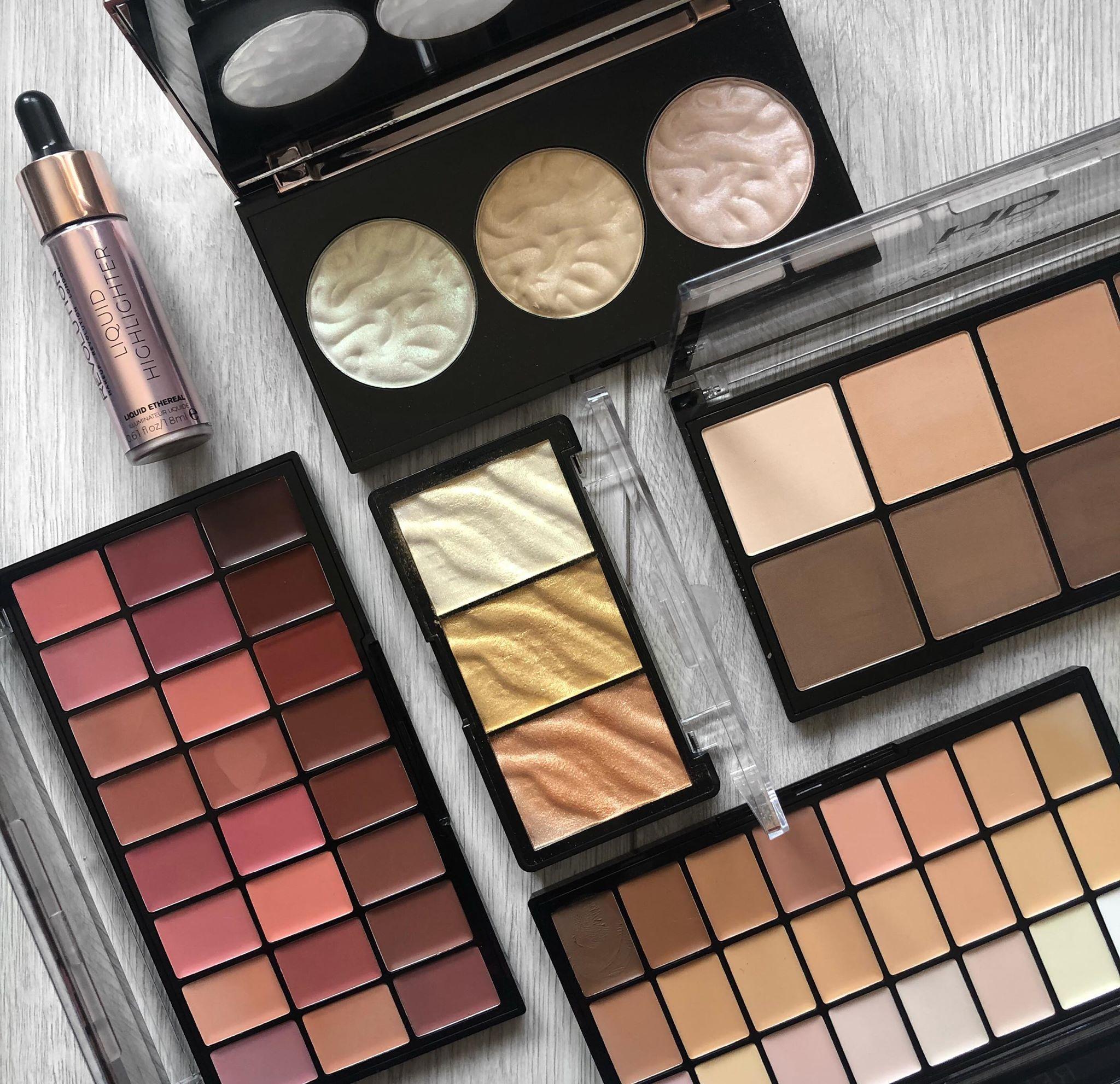 Купить косметику make up revolution в москве avon senses цена