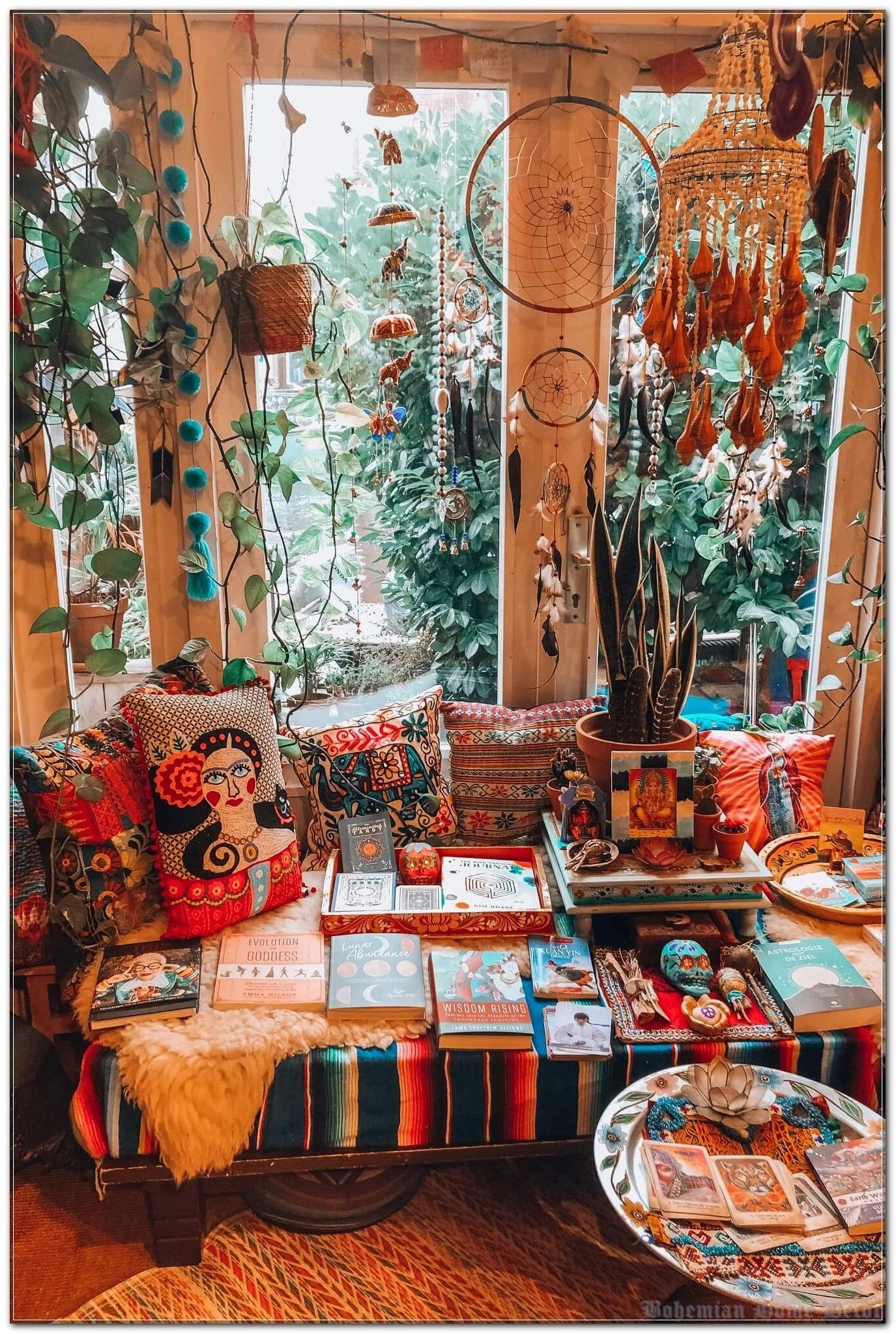 Bohemian Home Decor Adventures
