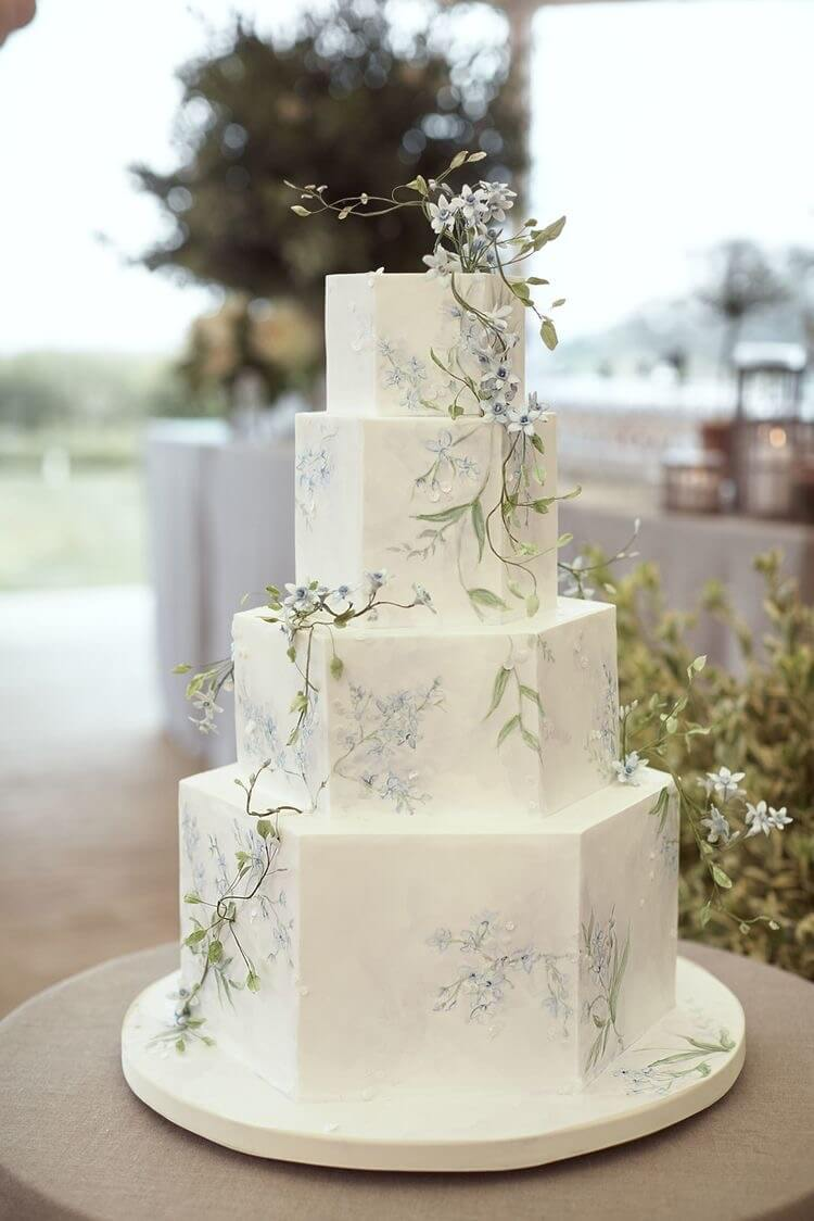 25 Elegant Simple Buttercream Wedding Cake Design Ideas Page 7 Wedding The Effective Pictures We Offer 2020 Pasta Dugun Dugun Pastasi Tasarimlari Dugun Pastasi