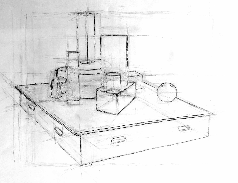 Drawing113 Files Wordpress Com Line Drawing Drawings Still Life