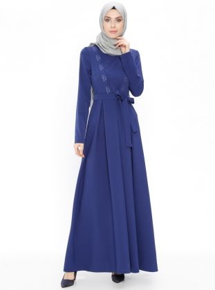 b57c413846b07 Saxe - Crew neck - Unlined - Dresses - Loreen By Puane | Dresses in ...