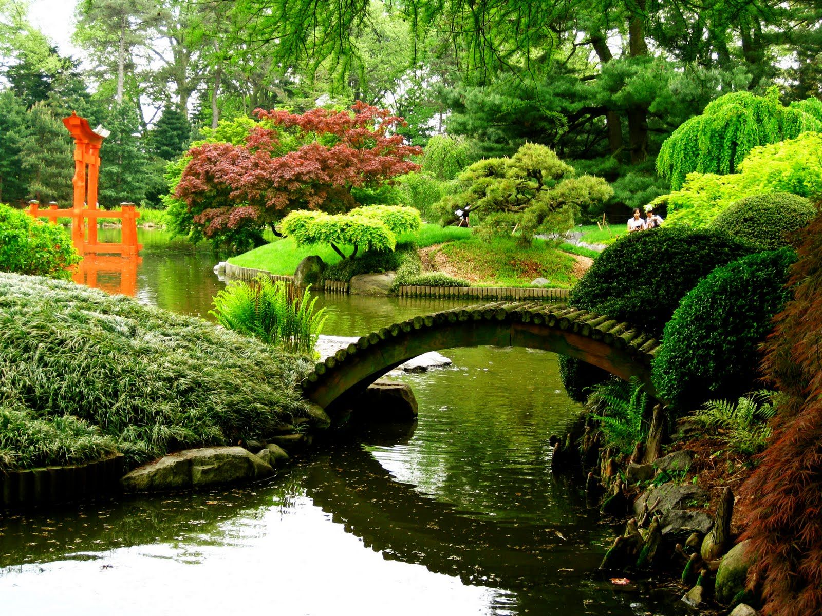 Oddly Enough The Most Beautiful Botanical Garden In New York Is Located In This Area Of