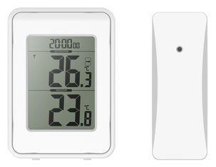 Trådløst termometer ute/inne
