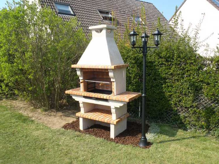 Comment Construire Un Barbecue En Brique Guide Et Photos  Comment