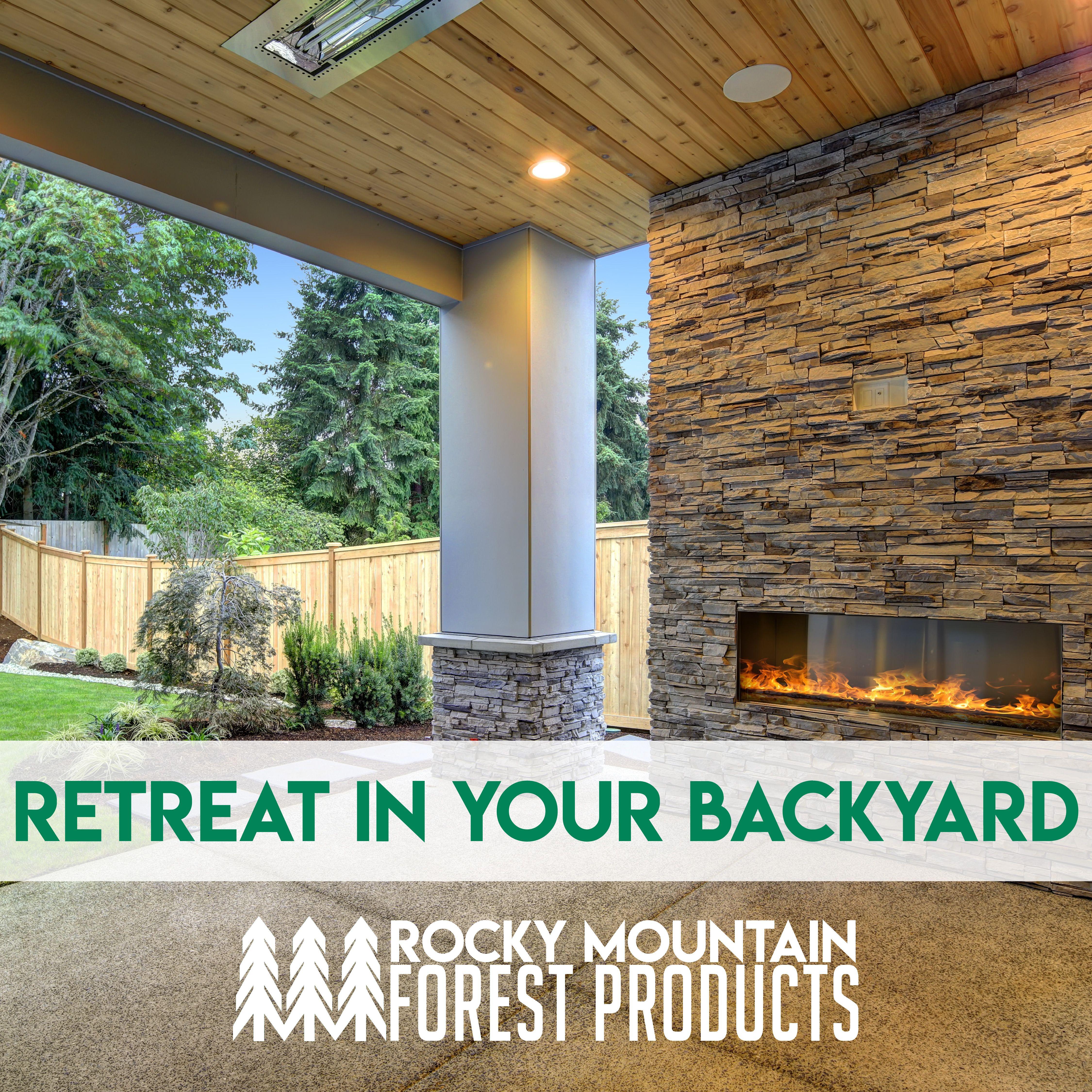 Denver Wooden Siding Materials Cedar Siding Supplies Backyard Retreat Cedar Siding Backyard