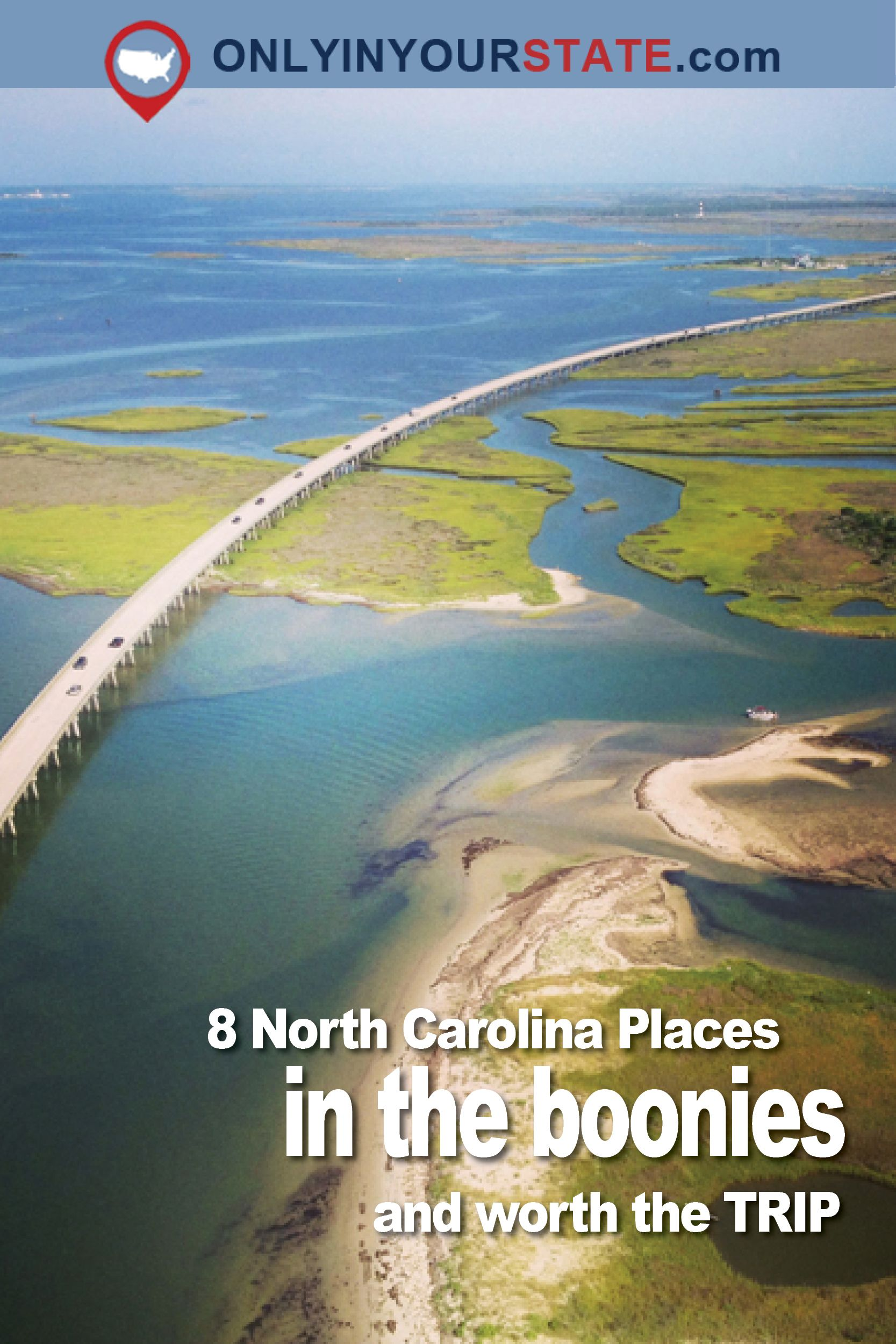 Travel | North Carolina | Remote Places | Remote Destinations | Off The Beaten Path | Getaways | Unique Attractions | Middle of Nowhere