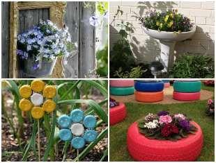 Cuidados Com Violetas Em Vasos Decoracao Com Reciclagem Jardim