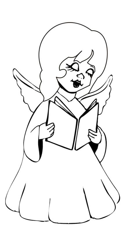 Christmas Coloring Pages Angel Christmas Coloring Pages Angel Coloring Pages Coloring Pages