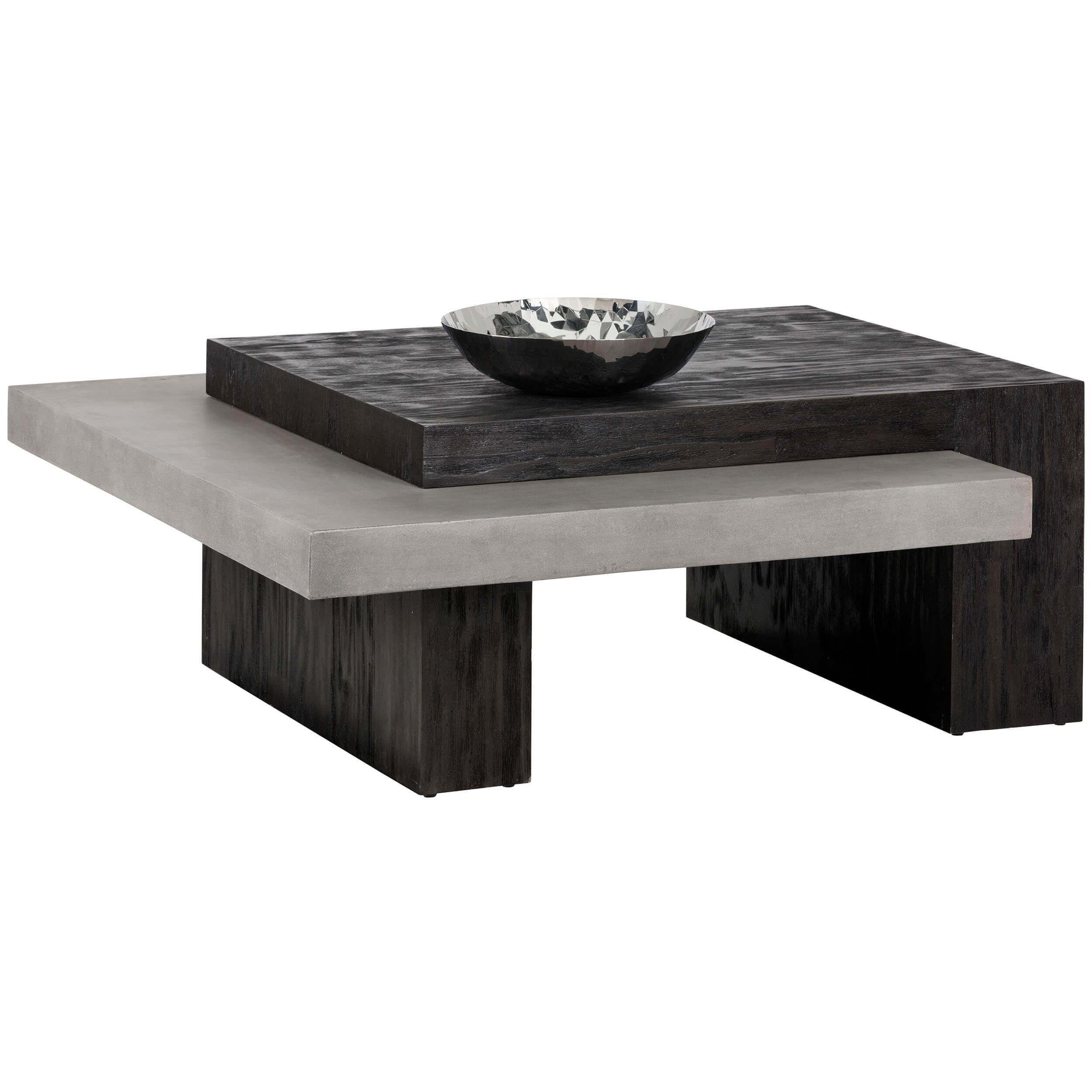 Zoron Square Coffee Table Default Title Coffee Table Coffee Table Square Modern Coffee Tables [ 2500 x 2500 Pixel ]
