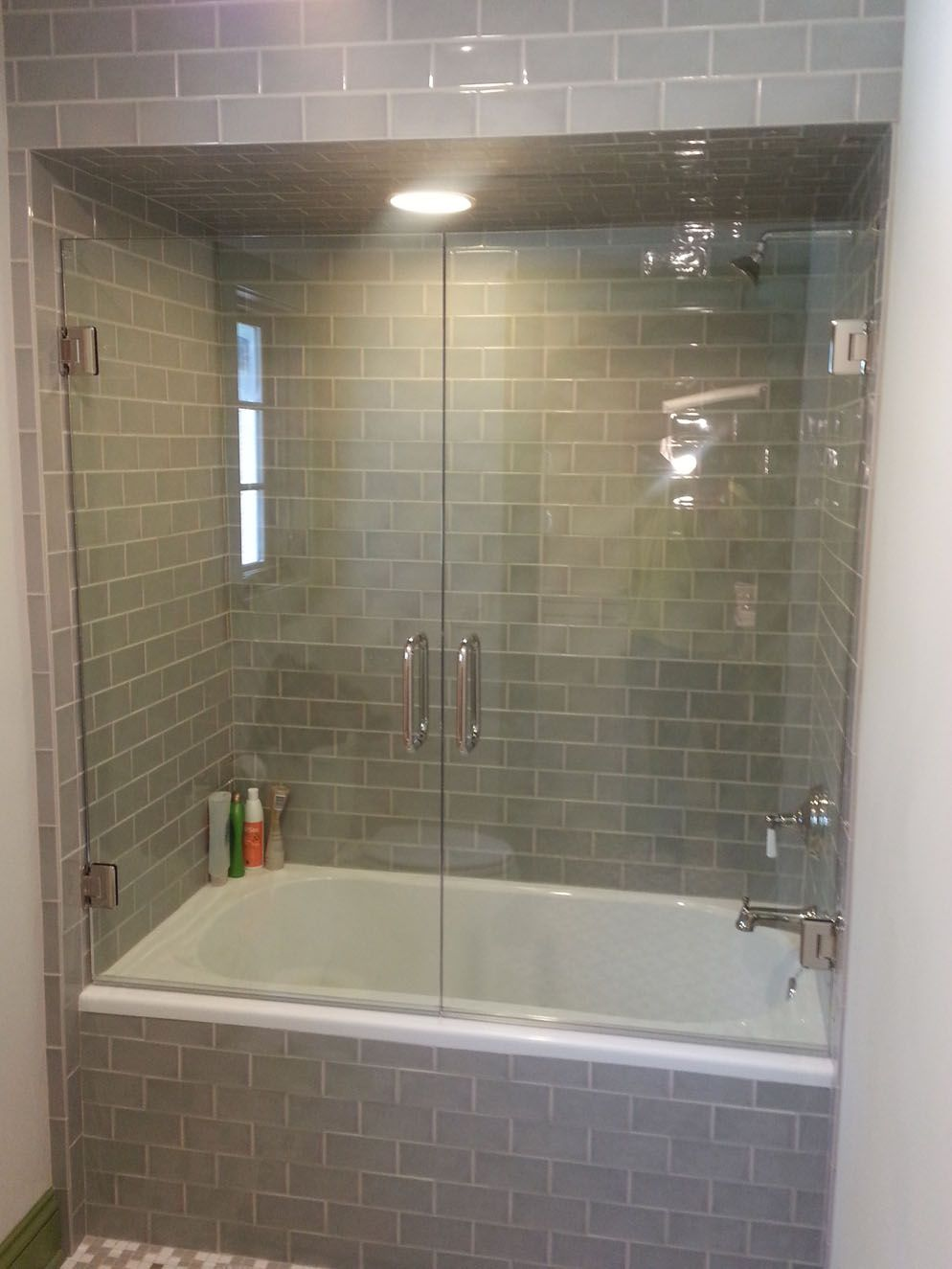 See Our Work Frameless Shower Enclosures MN Custom Glass Shower - Bathroom shower glass replacement