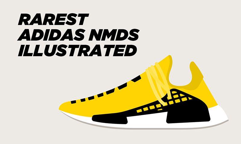 la rivendita dati dietro 15 di adidas piu 'rare nmd scarpe http