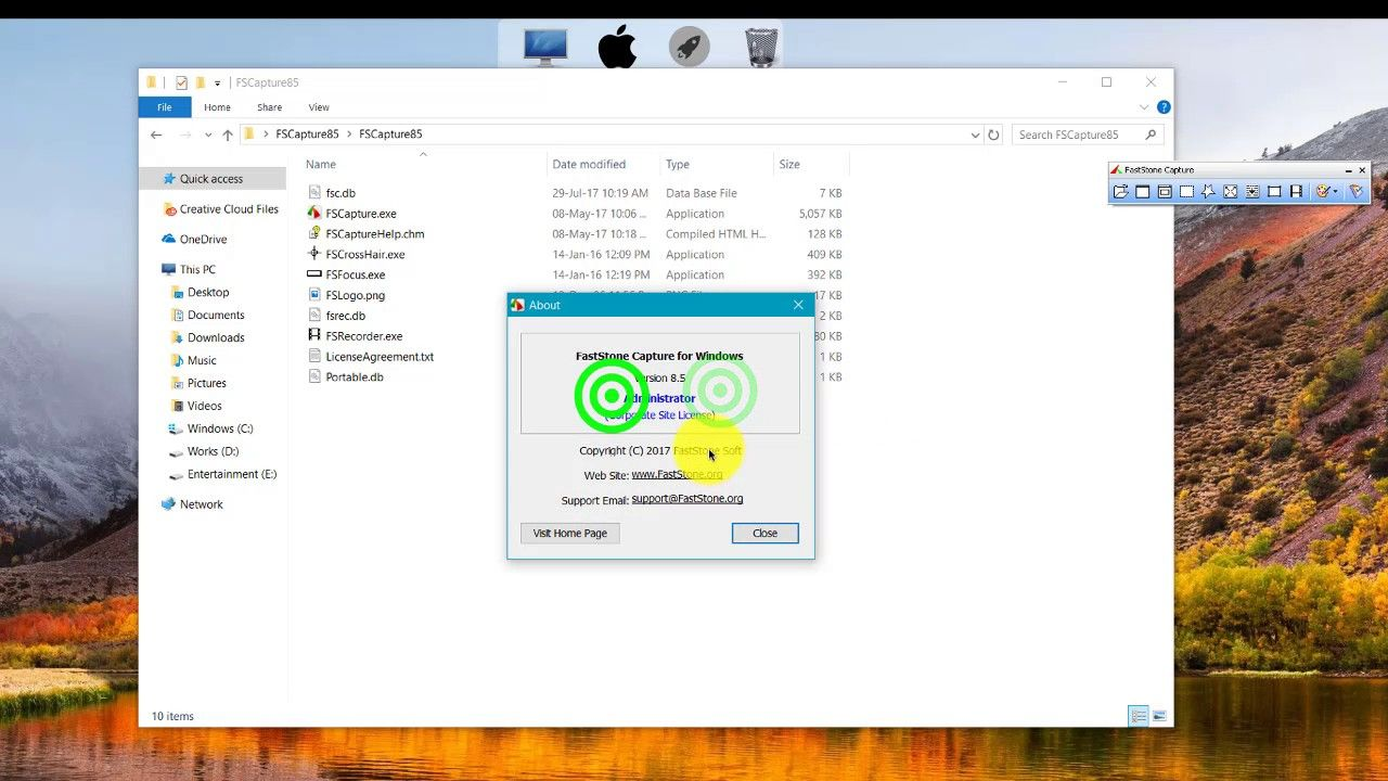 serial key faststone capture 8.6