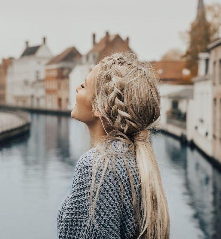 Ich liebe meine @lacedhairextensions ❤️ Sie fügen so viel Dicke hinzu und machen Zöpfe ...   - HAIR DREAMS❁ - #Dicke #DREAMS #fügen #Hair #hinzu #ich #lacedhairextensions #liebe #machen #Meine #Sie #und #viel #Zöpfe #sidebraidhairstyles