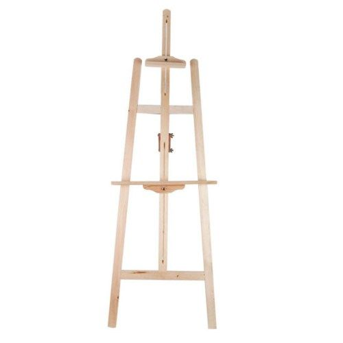 Durable Artist Wood Wooden Easel Art Stand Solid For Drawing Sketching | EverthingDigital - Art on ArtFire