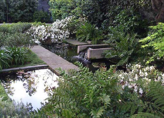 Integrar el paisaje la obra de juan grimm paisajista - Paisajista de jardines ...