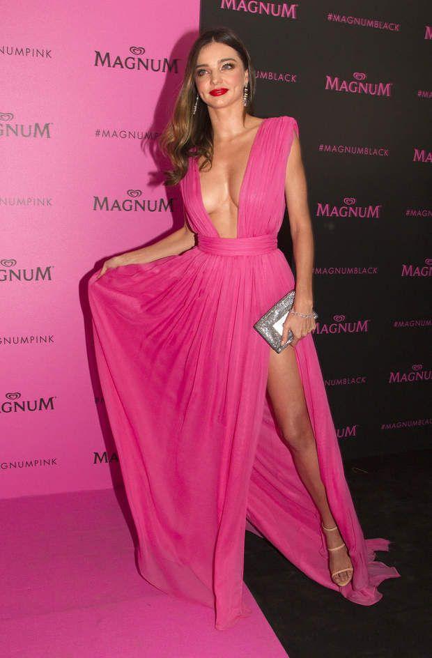 Cannes 2015 : les stars les plus sexy du Festival | Vestido rosado ...