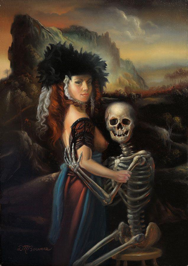 Mes Images Flirt Avec La Mort Tableau Mort Images Autoportrait