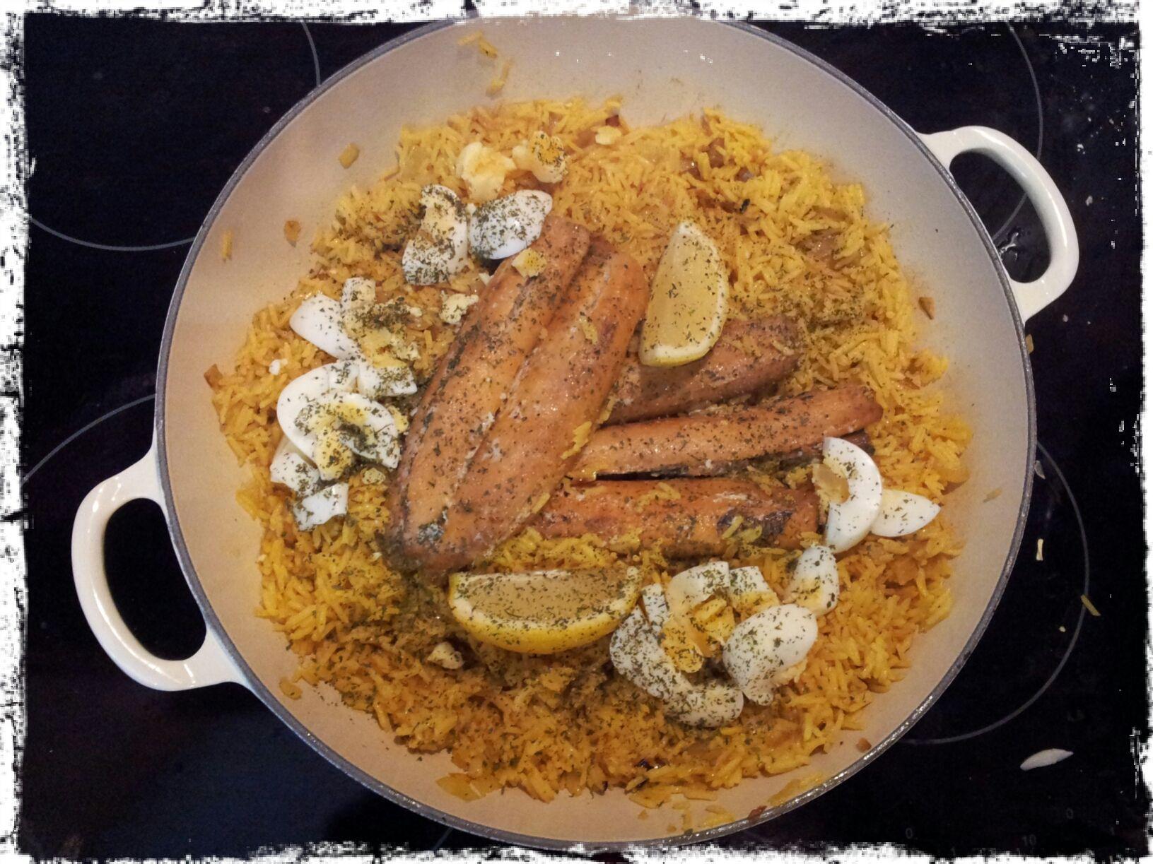 Kedgeree -recipe courtesy of BBC Good Food | Kedgeree ...