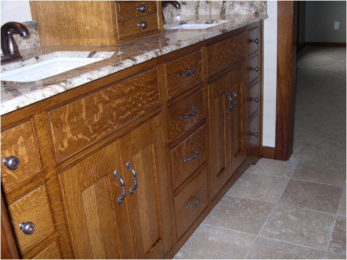 Quarter Sawn Oak Cabinets Kitchen Bathroom Vanity Quarter Sawn From Bathroom Cabinet Oak Oak Bathroom Cabinets Oak Kitchen Cabinets Bathroom Vanity