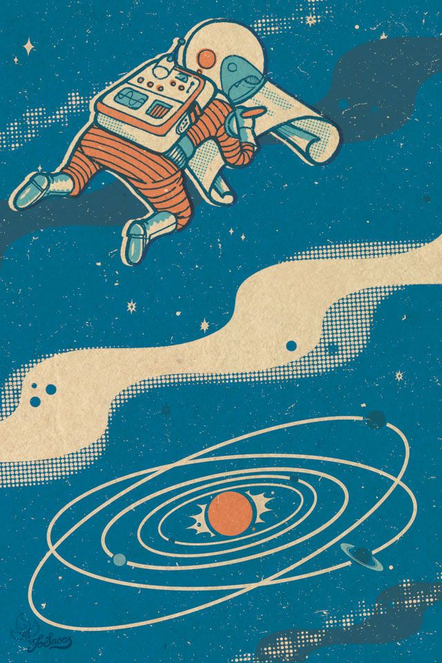 Space Research Cute For Baby Boy S Room Space Illustration Vintage Illustration Space Art