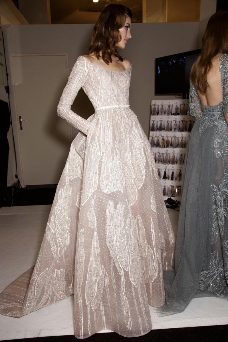 Elie saab haute couture springsummer gowns pinterest