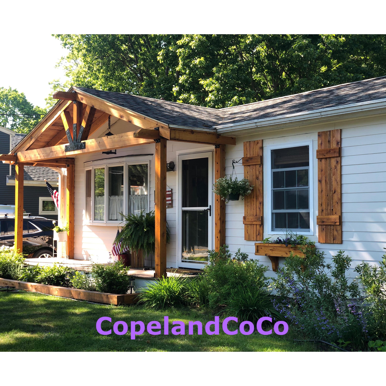 30+ White house with cedar shutters ideas