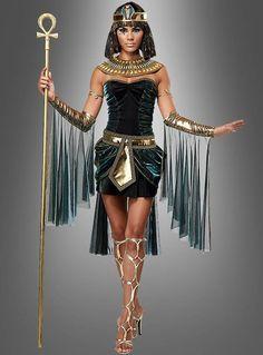 Kleopatra Kostum Agyptische Gottin Isis Cleopatra Pinterest
