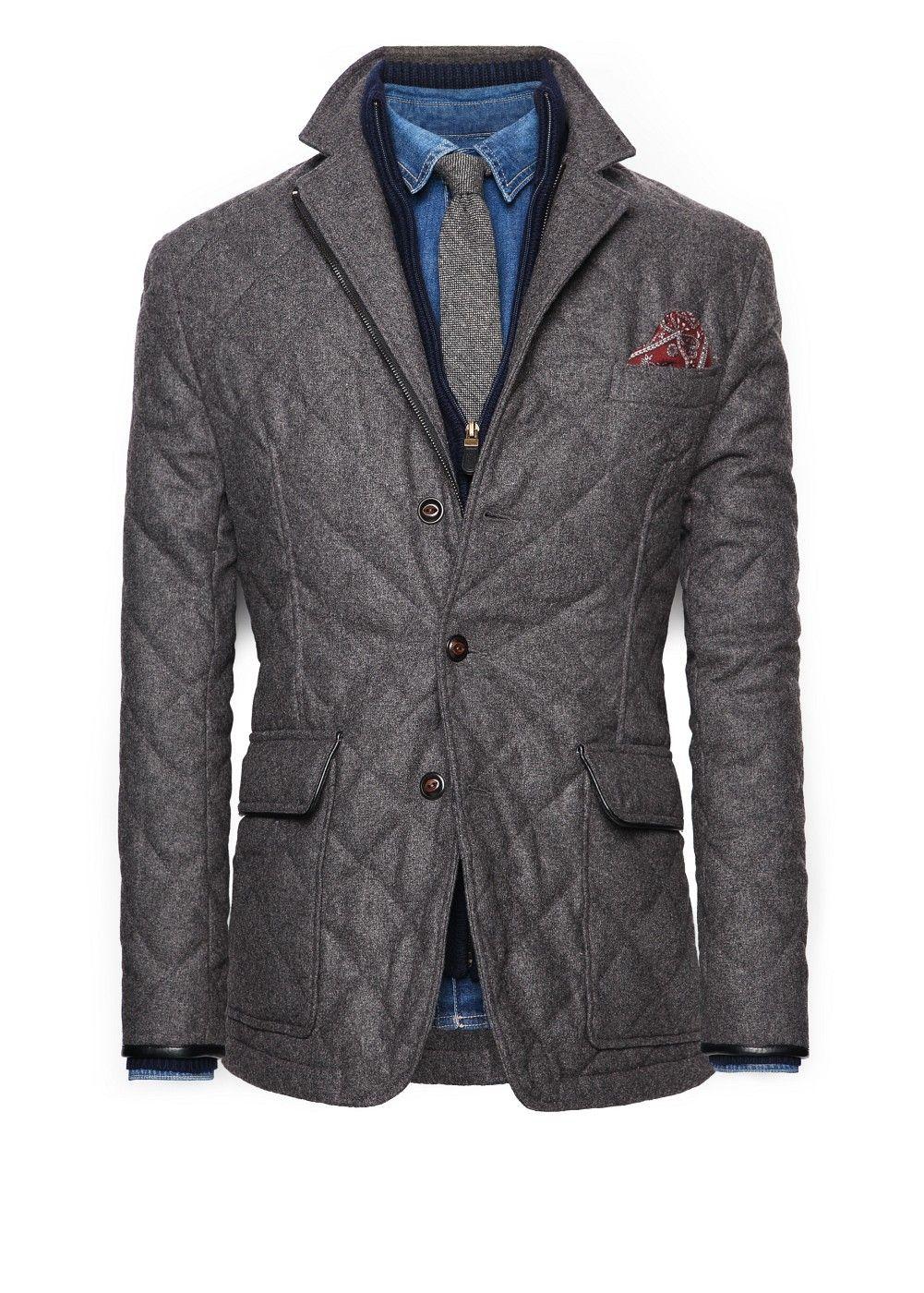 男性ファッショ husky jacket husky Man jacket Herringbone Herringbone nY5qHFg5