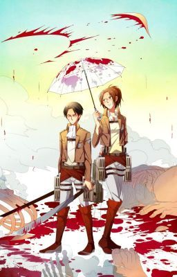 Dip In A Pool Of Blood (Levi x Hanji )