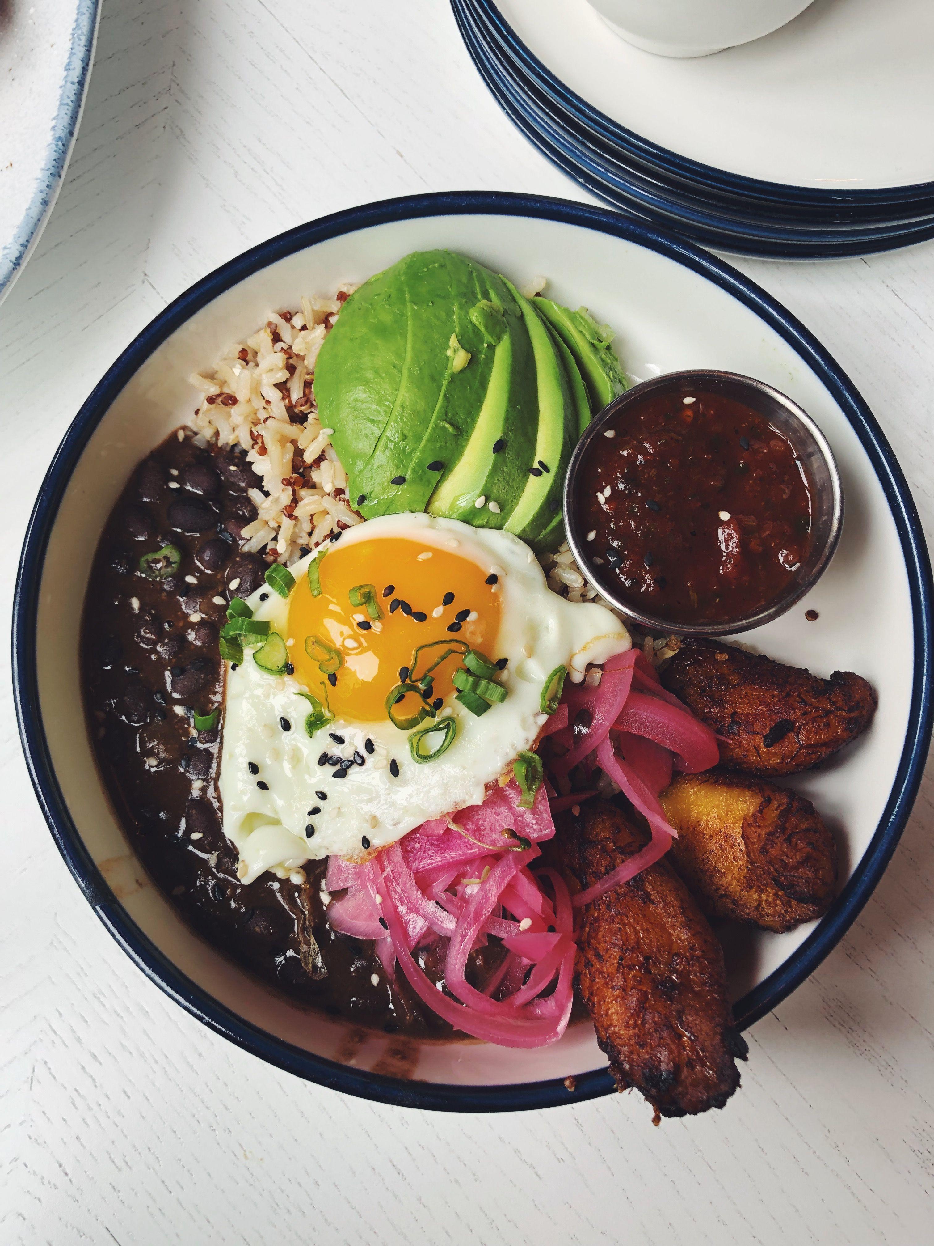Spotlight Hampton Social Healthy eating breakfast