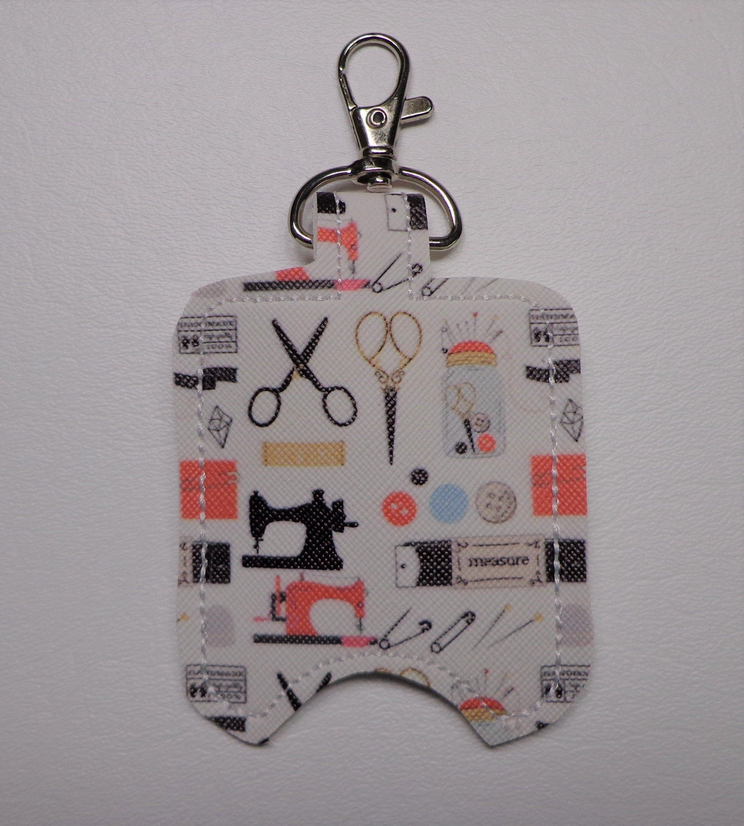 Sewing Design Hand Sanitizer Holder Hand Sanitizer Holder